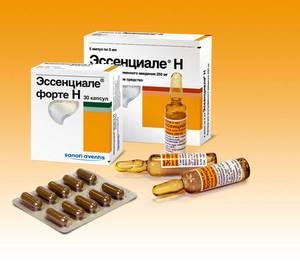 Перечень и описание эффективных препаратов для лечения печени