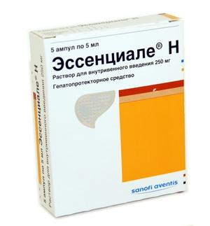 Гепатопротекторы - препараты, нормализующие работу печени.