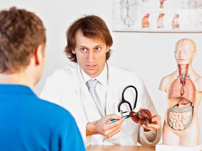 Какие симптомы при заболевании печени?