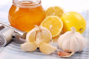 рецепты с лимоном для сосудов